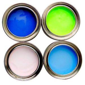 Att inreda med färg