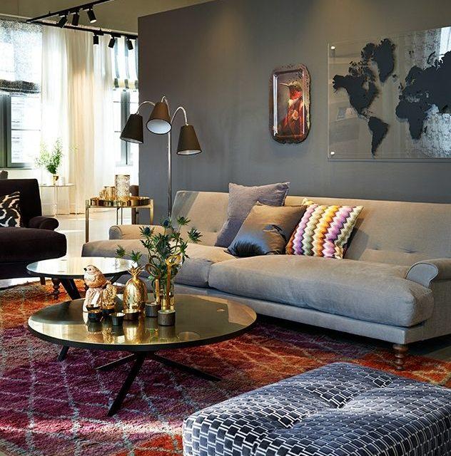 Inred ditt vardagsrum med ljus
