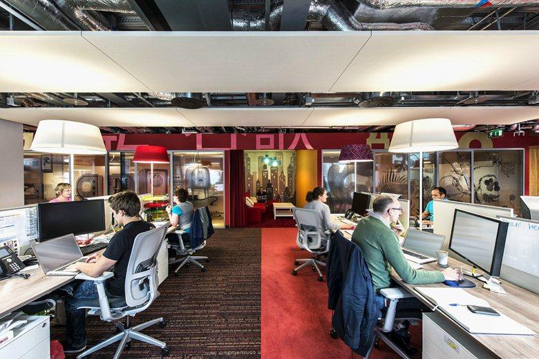 Hur man inreder ett kontor där folk vill vara