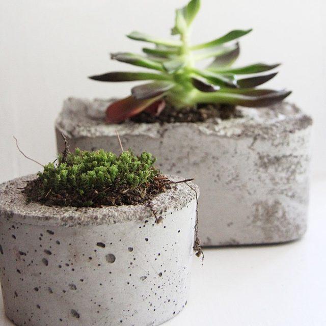 Inred med inspiration från naturliga material