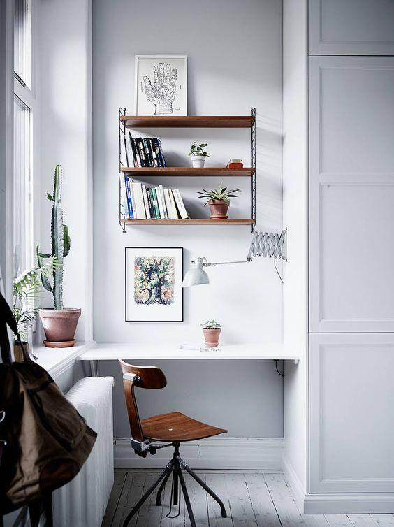 Inred ett inspirerande hemmakontor
