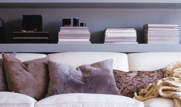 Inred med rätt väggfärg – 5 tips