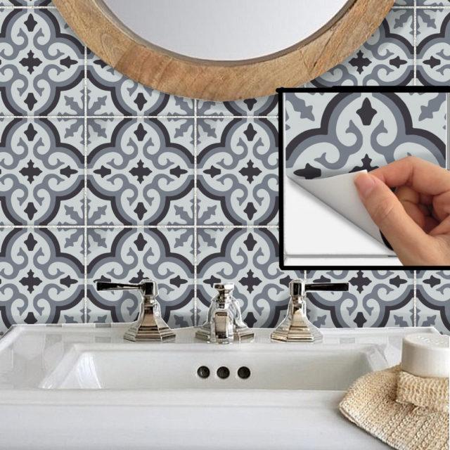 Uppdatera ditt badrum med liten budget