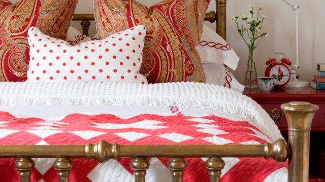 Så lyfter du din inredning med snyggt mixad textil