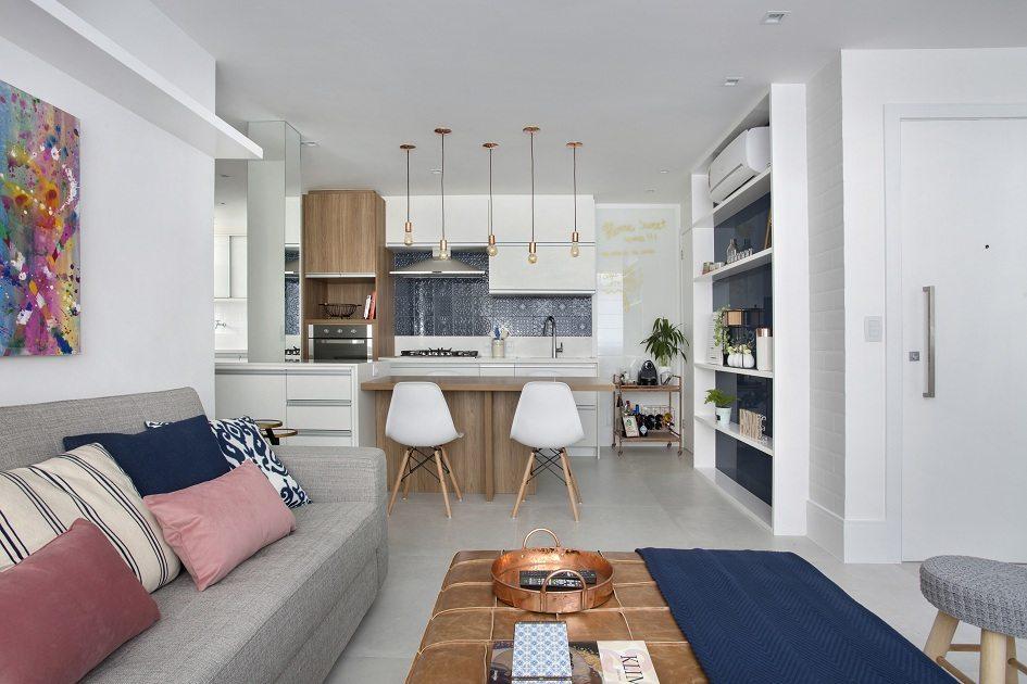 möblera vardagsrum öppen planlösning