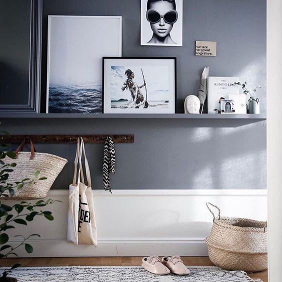 Inredningstips fotovägg