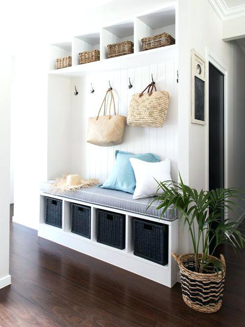 Mudroom Laundry Room Storage