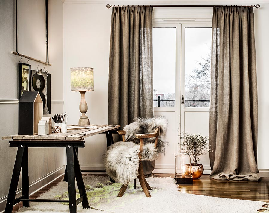 Så lyfter du din inredning med gardiner – 7 tips