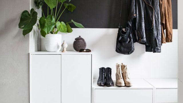 6 tips på smart och billig hallförvaring