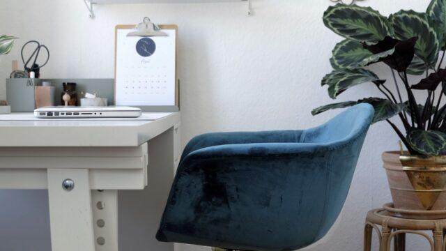 Inred en arbetsplats hemma som gör dig glad – 10 tips