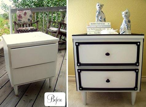 Inredningstips uppdatera möbler