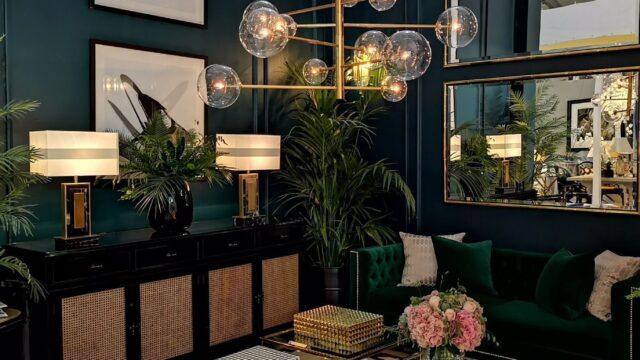 Inred med belysning för att lyfta dina rum