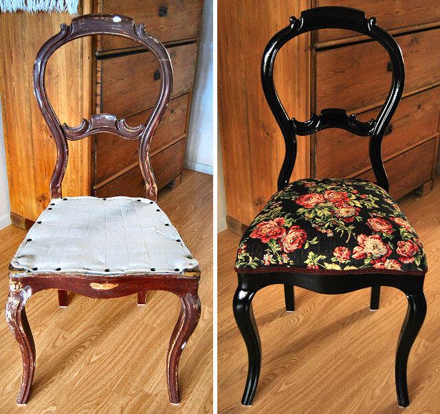 Inredningstips gamla möbler