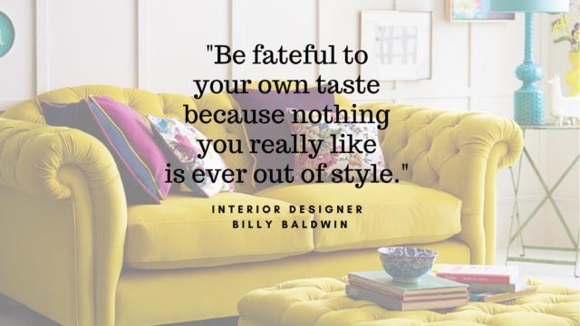 Lyft din inredning med en soffa i annan färg än vit, svart eller grå