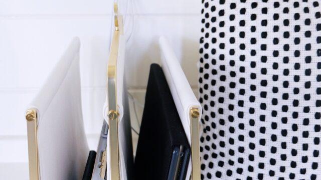 Göm elektronik & fula sladdar smart & snyggt i inredningen