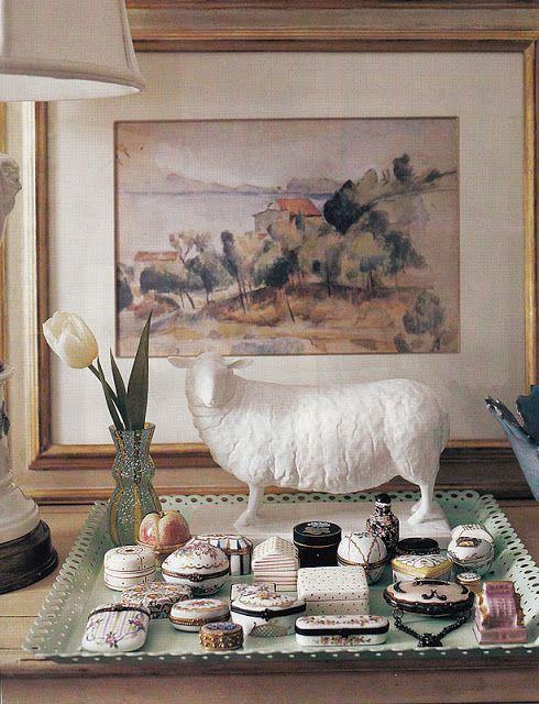 Inredningstips vintage och modernt