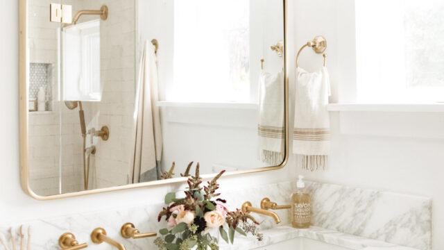 Inred med speglar för mer rymd & ljus i alla dina rum